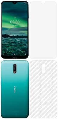 Treecase Front and Back Screen Guard for Nokia 2.3 Front And Back Screen Guard / Nokia 2.3(Pack of 2)