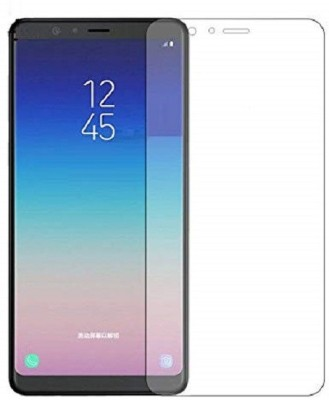 Power Tempered Glass Guard for Samsung Galaxy A8 Star(Pack of 1)
