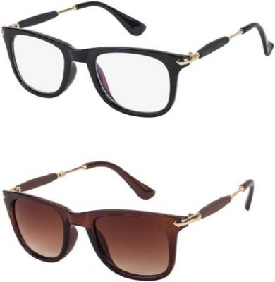 I KING Wayfarer Sunglasses(For Boys & Girls)