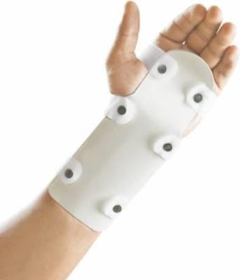 Dyna COCK UP WRIST BRACE Wrist Support(White)