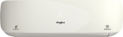 Whirlpool 1 Ton 3 Star Split AC - Snow White(1T 3DCOOL HD COPR 3S, Copper Condenser) - at Rs 34000 ₹ Only
