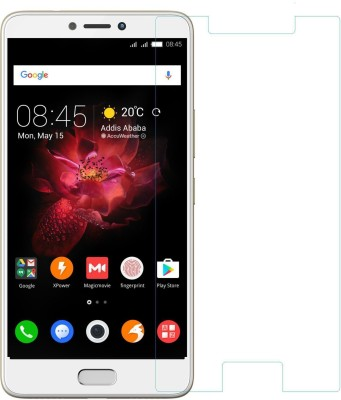 Shell Guard Screen Guard for Infinix Note 4(Pack of 2)