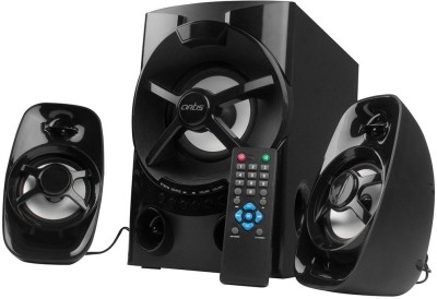 Artis MS306 2.1 CH WIRELESS MULTIMEDIA SPEAKER SYSTEM WITH FM/SD/AUX/USB 30 W Bluetooth Home Theatre(Black, 2.1 Channel)