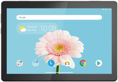 Lenovo M10 FHD REL 32 GB 10.1 inch with Wi-Fi Only Tablet (Slate Black)