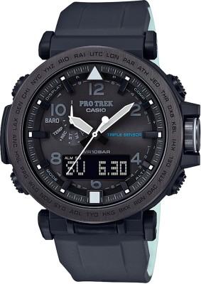 Casio SL100 Outdoor ( PRG-650Y-1DR ) Analog-Digital Watch  - For Men