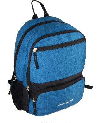 GEPACK School Bag BW 20 L Backpack(Blue)