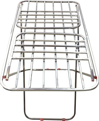 TNC Steel Floor Cloth Dryer Stand SQUARE STABND-004(1 Tier)