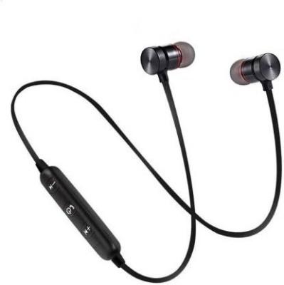 ZENNO INDIA RRT-MAGNET-3 Bluetooth Headset(Black, Wireless in the ear)