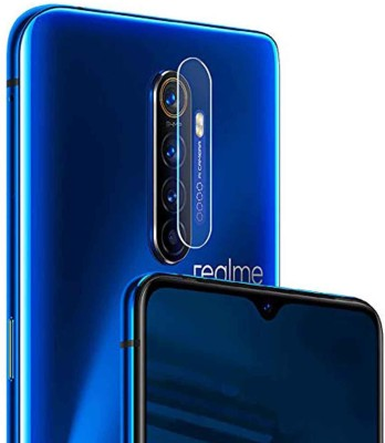 Chappie Moustache Camera Lens Protector for Realme X2 Pro(Pack of 1)
