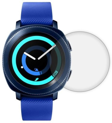 SHAKU Impossible Screen Guard for Samsung Gear Sport Watch(Pack of 1)