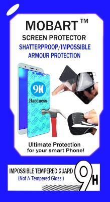 MOBART Impossible Screen Guard for INTEX AQUA Y2 IPS(Pack of 1)