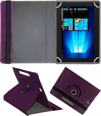 Fastway Flip Cover for Lenovo Ideapad D330 10.1 inch Tablet(Purple, Cases with Holder)