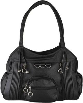 SAHAL Women Black Shoulder Bag SAHAL Handbags