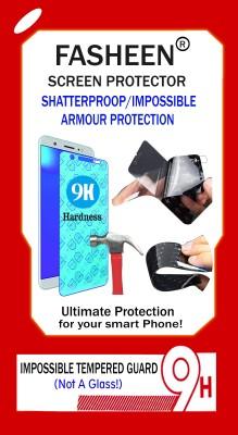 Fasheen Impossible Screen Guard for INTEX AQUA TREND(Pack of 1)