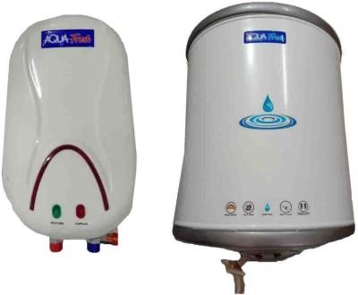 AQUA FRESH 1 L Instant Water Geyser (SP-28, White, Grey)
