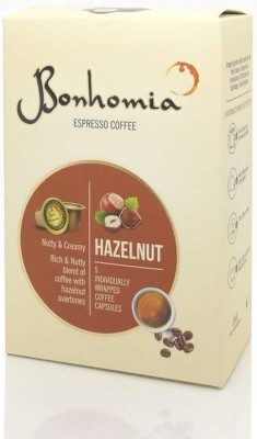 Bonhomia Hazelnuts Roast & Ground Coffee(2 x 25 g)