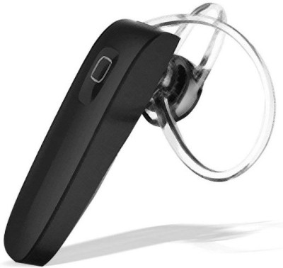 THE MOBILE POINT ML-01 Bluetooth headset 6Hour Play Time with mic Bluetooth Headset(Black, True Wireless)