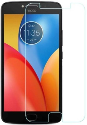 SRT Tempered Glass Guard for Motorola Moto E4 Plus(Pack of 1)