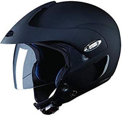 STUDDS MARSHALLL Motorbike Helmet(Black)