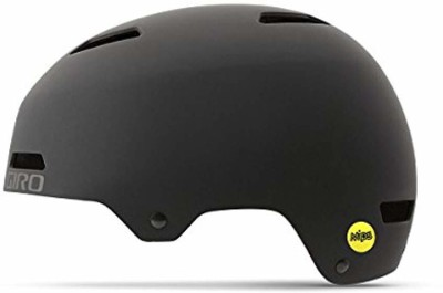 Giro  Quarter MIPS Equipped Bike Helmet  Motorbike Helmet(Matte Black)