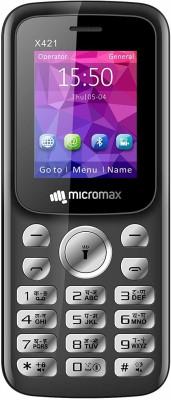 Micromax X421(Black)
