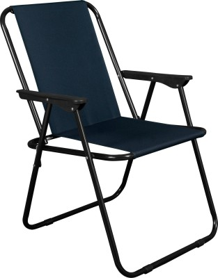 Story@Home Super Metal Outdoor Chair(Blue)