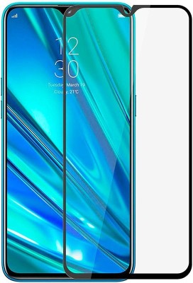 XTRENGTH Edge To Edge Tempered Glass for Realme Narzo 20, Realme Narzo 20A, Realme C11, Realme C12, Realme C15, Realme C3, Realme 5, Realme 5i, Realme 5s, Oppo A9 2020, Oppo A5 2020, Realme Narzo 10, Realme Narzo 10A, Oppo A31(Pack of 1)