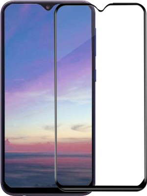 Knotyy Edge To Edge Tempered Glass for Samsung Galaxy A31(Pack of 1)