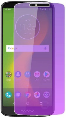 ELEF Tempered Glass Guard for Motorola Moto G6 Play(Pack of 1)