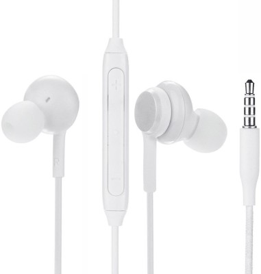 ALL MUSIC STEREO BASS IG5 AKG FOR OPPO/VIVO/NOKIA/HONOR/MI/ASUS/MOTO Wired Headset(White, In the Ear)