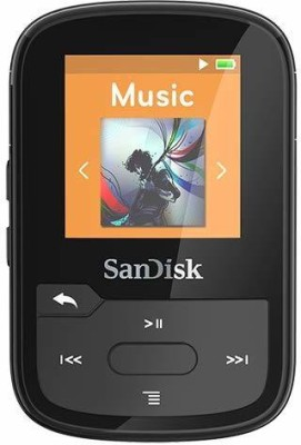 SanDisk AZ1LW2F237 16  GB MP3 Player Black, 1.5 Display