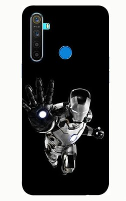 SANKY Back Cover for GADGET OF AVENGERS Designer Printed Hard Case Back Cover for Realme 5s(Multicolor, Hard Case)