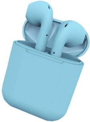 CHG Twins Stereo Earbud (Blue, In The Ear) 25 Bluetooth Headset(Blue, True Wireless)