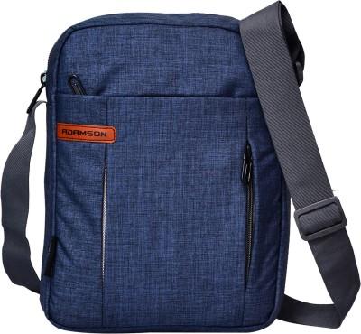 ADAMSON Blue Sling Bag Medium Travels bags