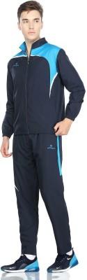 Sport Sun Solid Men Track Suit