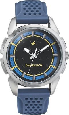 Fastrack3233SP01 Sunburn Analog Watch   For Men