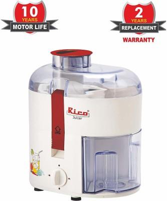 Rico JE1401 350 W Juicer(1 Jar)