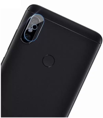 TrustEdge Camera Lens Protector for Mi Note 6 Pro 2.5D curved edges(Pack of 1)