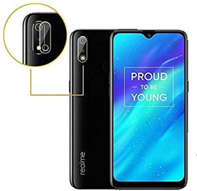 Dolphin Back Camera Lens Glass Protector for Realme 3i(Pack of: 1)
