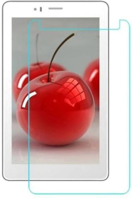 Sheel Grow Edge To Edge Tempered Glass for Micromax Funbook P255(Pack of 1)