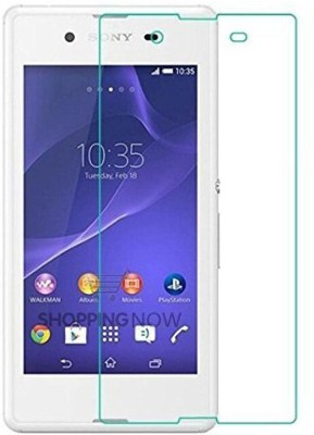 Shell Guard Screen Guard for Sony Xperia E3 Dual(Pack of 3)