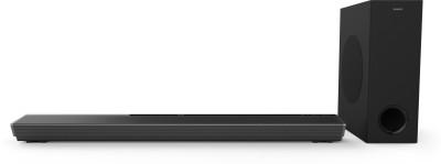 Philips TAPB603/10 Dolby Atmos 320 W Bluetooth Soundbar(Black, 3.1 Channel)