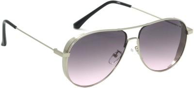 I-GOG Aviator Sunglasses(Black, Pink)