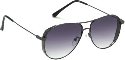 I-GOG Aviator Sunglasses(Black)