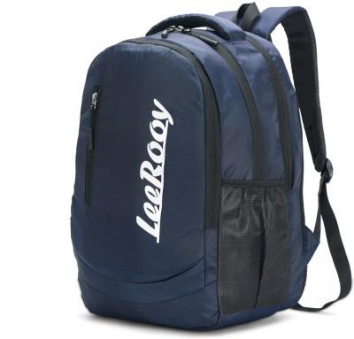LeeRooy 15.6 inch Laptop Case Blue LeeRooy Laptop Bags