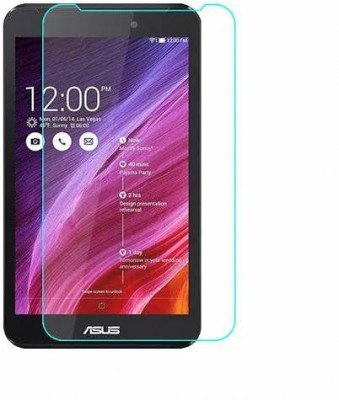 Shell Guard Edge To Edge Tempered Glass for Sheel Grow Screen Protector for Asus Fonepad 7 FE170CG Tablet (Pack of 1)(Pack of 1)