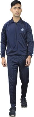 STCSPORTS Self Design Men & Women Track Suit