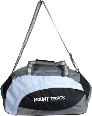 MOUNT TRACK 22 inch/55 cm Duffy Duffel Without Wheels Grey MOUNT TRACK Duffel Bags