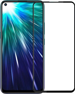 Karpine Edge To Edge Tempered Glass for Vivo Z1 Pro(Pack of 1)