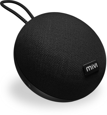 Mivi Zero Portable Bluetooth Speaker(Black, Mono Channel)